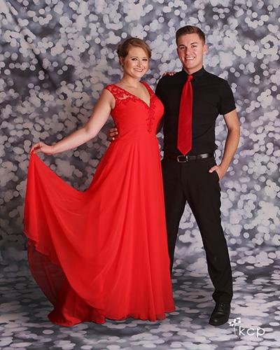 Ashley Joyner and Justin Norris