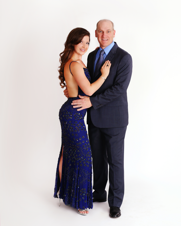 Roger Wentz and Rebecca Collins